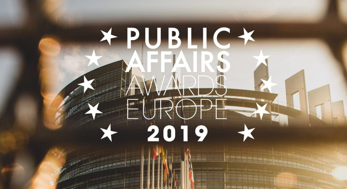 Grayling Brussels wins two more awards including Consultancy of the Year at Public Affairs Awards Europe