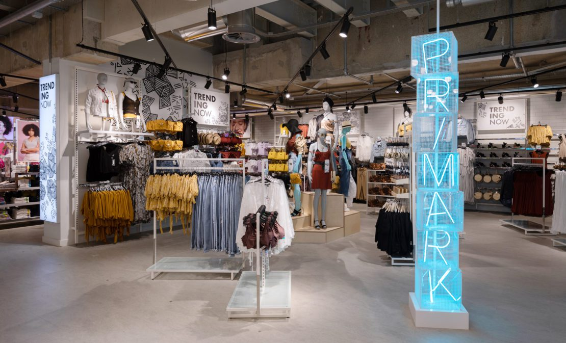 Grayling supports Primark's debut on the Polish market